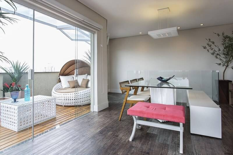 luminarias sala de jantar com plafon quadrado ricardo lopez 37019
