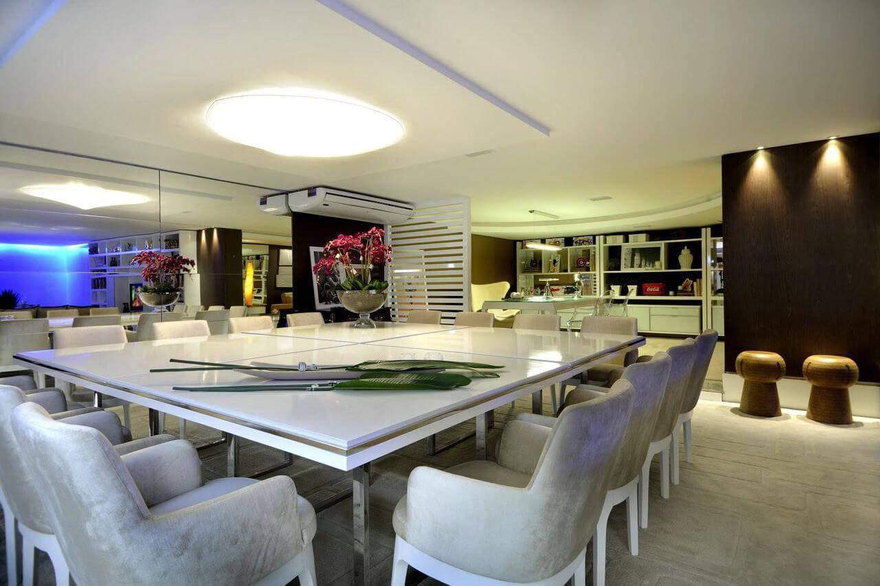 luminarias sala de jantar plafon grande sergio palmeira 47403