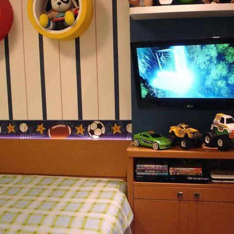 papel de parede infantil quarto de menino futebol roberta andreolla 108419