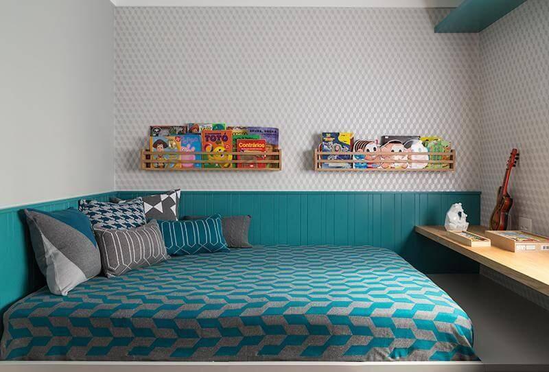 papel de parede quarto de menino geometrico cinza eliane mesquita 73986
