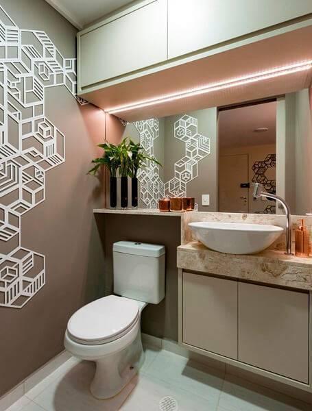relato de projeto mis arquitetura banheiro