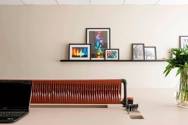 relato de projeto mis arquitetura quadros