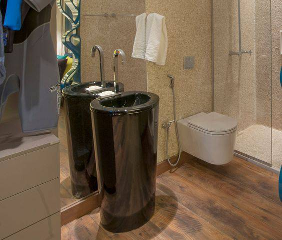 vaso sanitário Deca Casa Cor AL 2014Tatiana Amaral