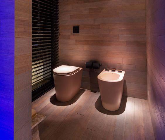 vaso sanitário da Deca com bidê Casa Cor SP 2014 Guilherme Torres