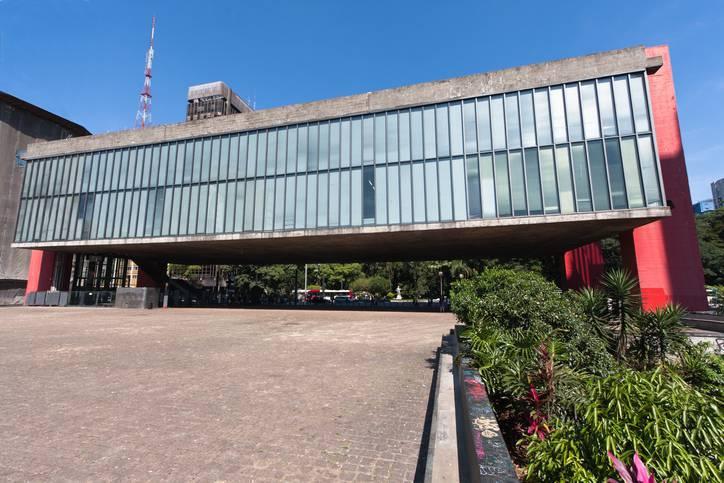 Arquitetos Famosos - Lina Bo Bardi - MASP de baixo