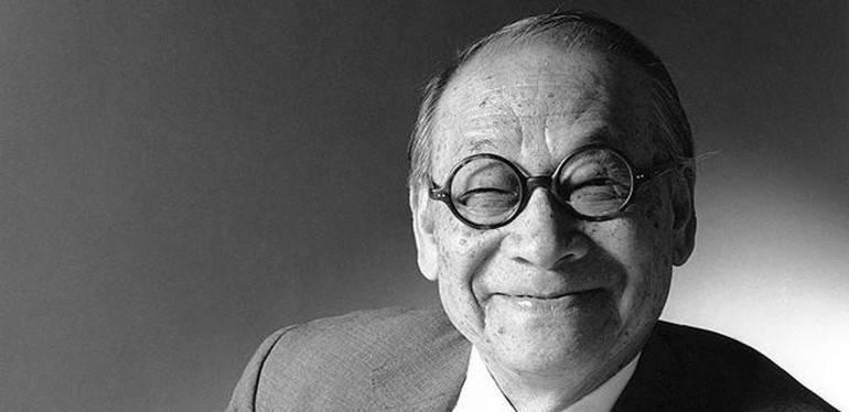 Arquitetos famosos -Leo Ming Pei