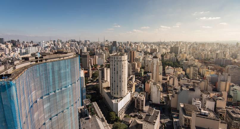 Arquitetos famosos - Oscar Niemeyer - COPAN