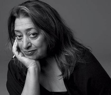 Arquitetos famosos - Zaha Hadid