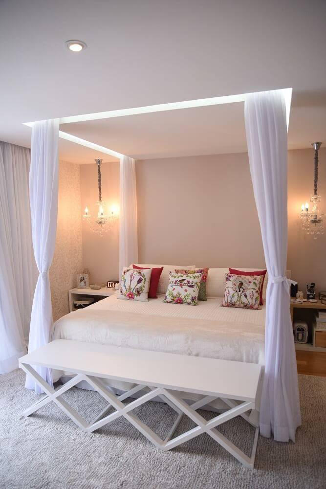 Casa da Anitta quarto provençal