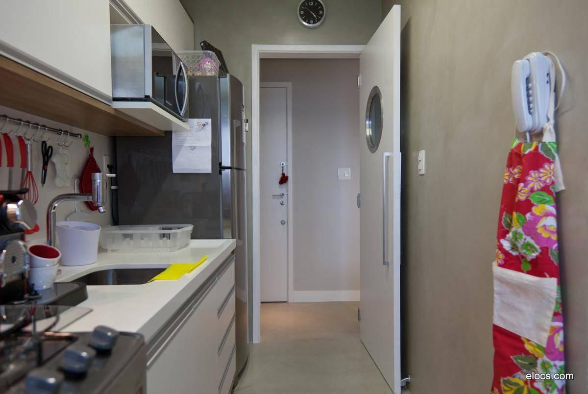 Cozinhas Planejadas para Apartamentos Pequenos marina carvalho 15196