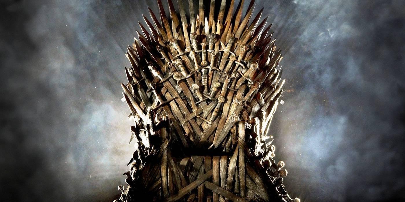 Game of Thrones - Trono de ferro