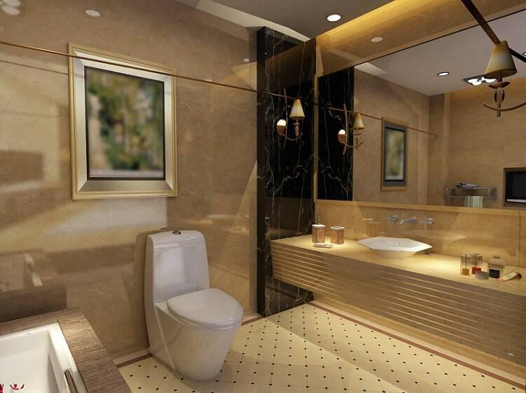 ceramica pequena banheiro moderno