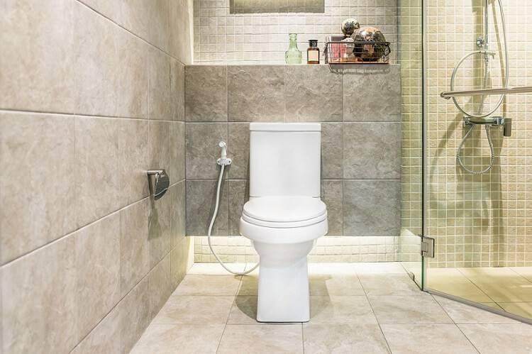 ceramica piso do banheiro com box
