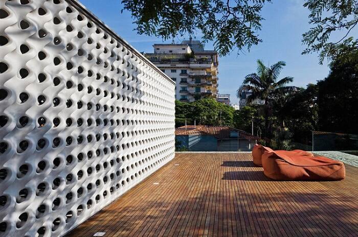 cobogo area externa deck madeira studio mk27 85224