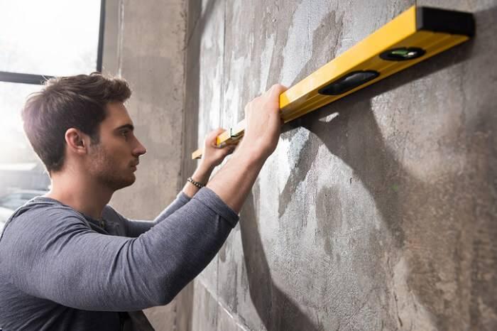 como instalar forro de pvc nivelar parede