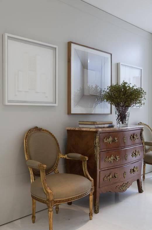 comoda provençal com cadeiras roberto migotto 89487
