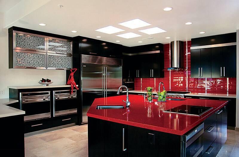 cozinha dos signos escorpião Decoist