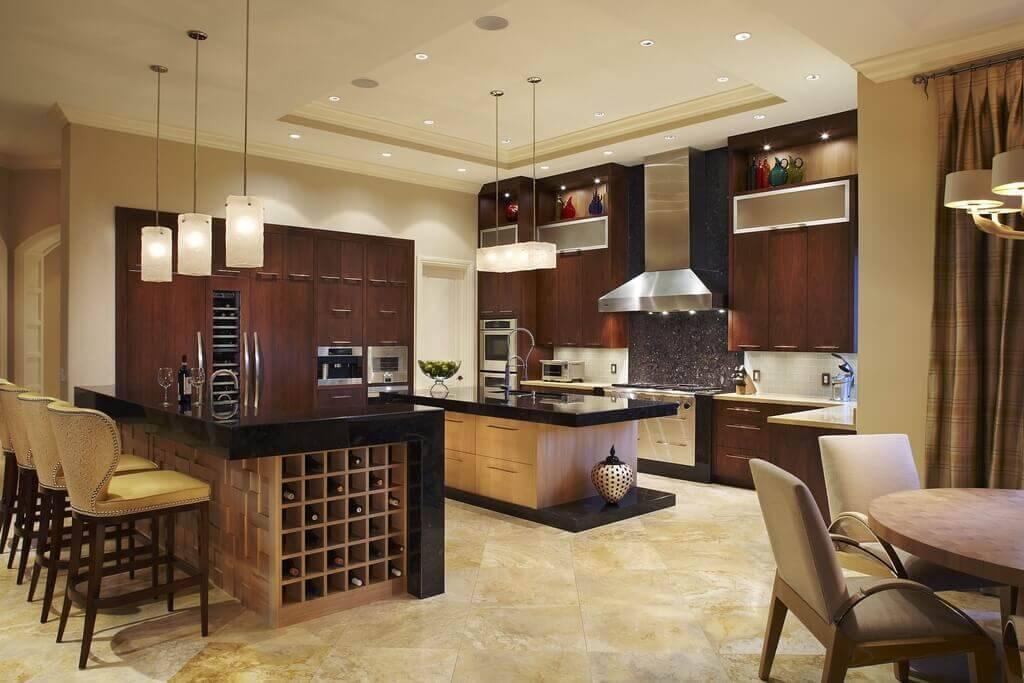cozinha dos signos leao elegante