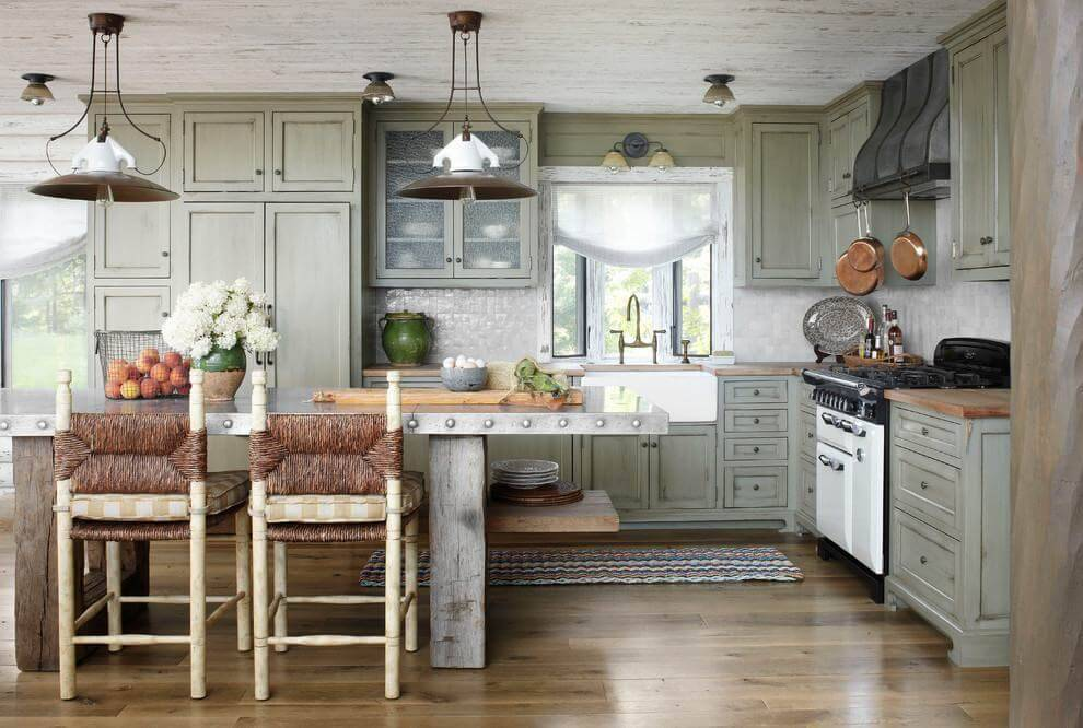 cozinha dos signos touro rustico