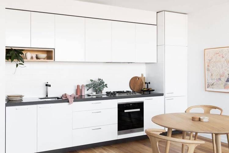 cozinha dos signos virgem branco