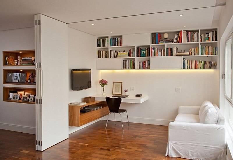 escrivaninha branca com gavetas renata molinari 130264