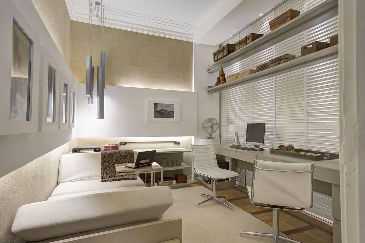 escrivaninha branca quarto de solteiro renata basques 88737