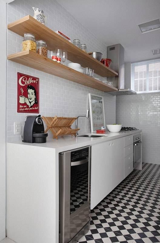 gabinete de cozinha com detalhe todo dia arquitetura 7843