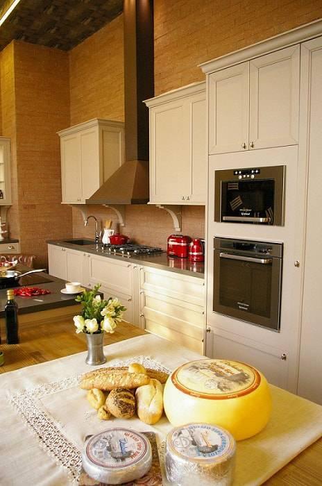 gabinete para cozinha armários com friso adriana giacometti 139