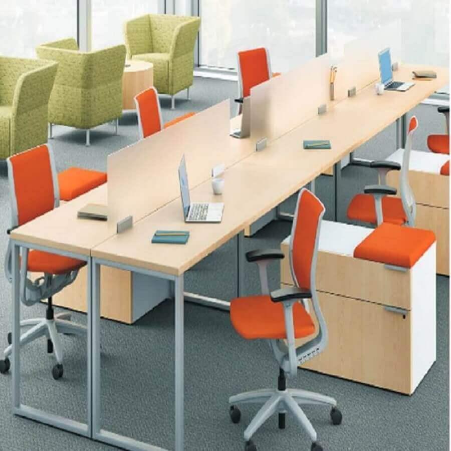 móveis para escritório Foto IndiaMART
