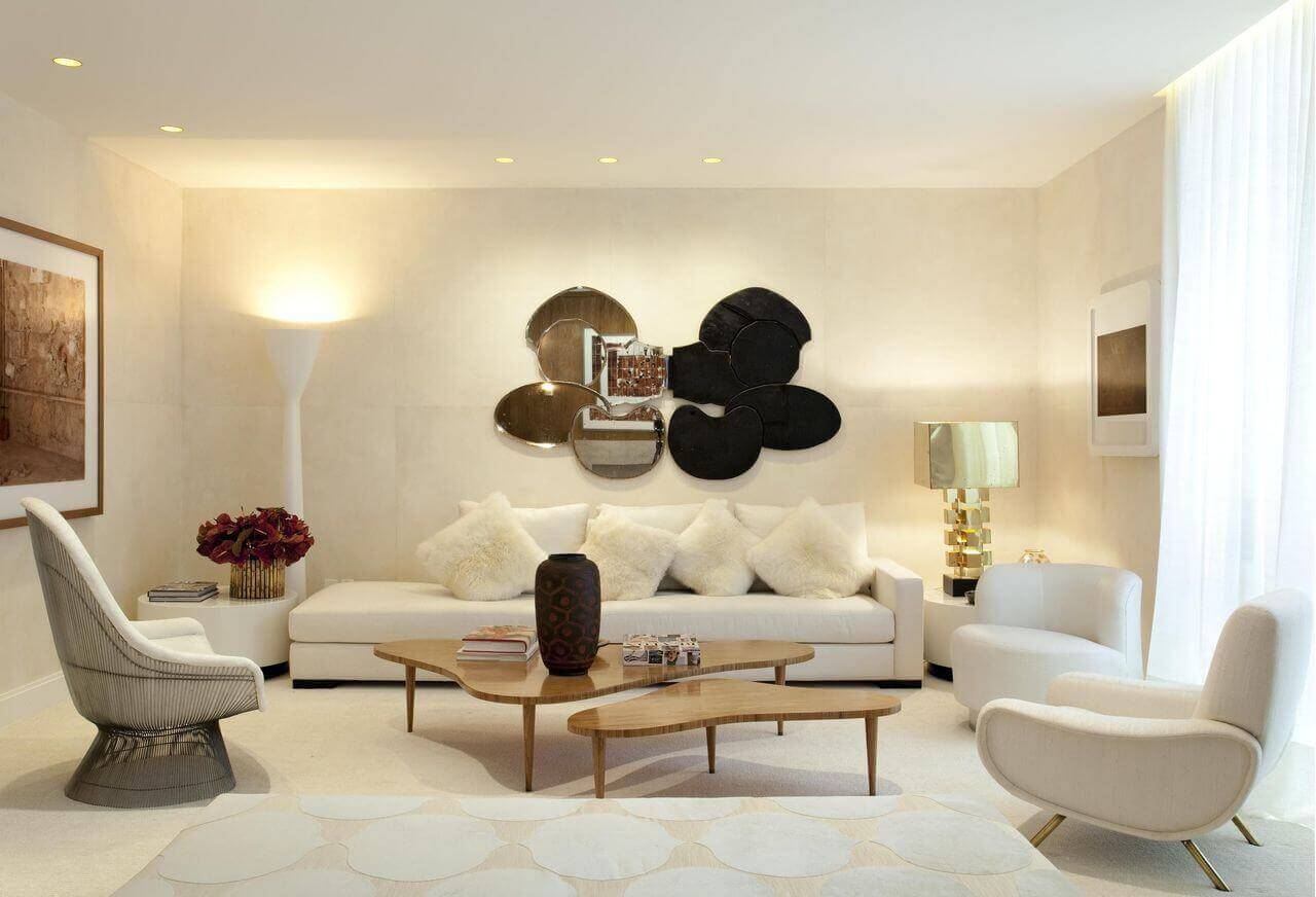 mesa de madeira sala de estar centro beto galvez e norea de vitto 2825