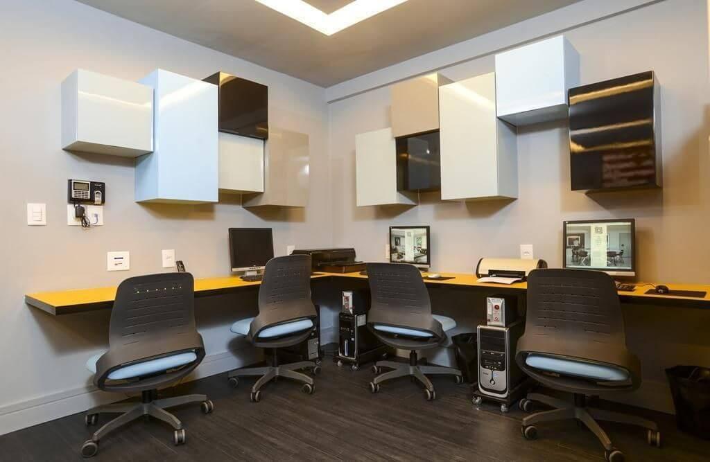 moveis para escritorio com armarios irregulares rodrigo maia 62183