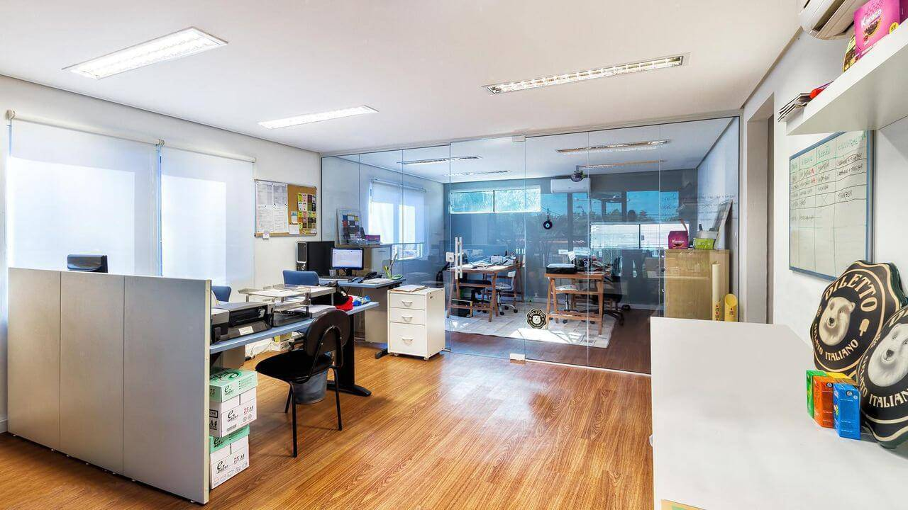 moveis para escritorio madeira andre fornari arquitetura 10845