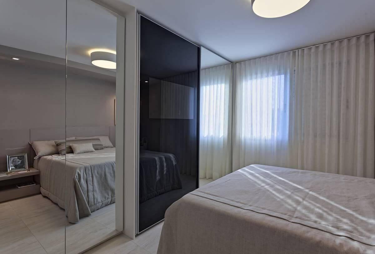 50 M Veis Planejados As Vantagens Desvantagens E Ambientes Lindos ~ Quarto De Solteiro Planejado Para Apartamento Pequeno