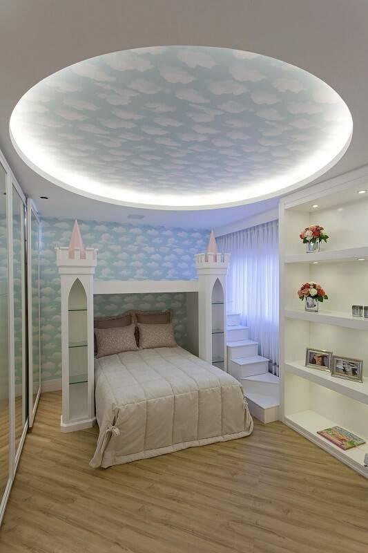 moveis planejados quarto de menina castelo iara kilaris 76793