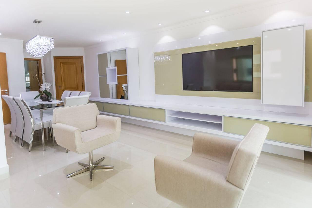 moveis planejados sala de estar clara luciano garbim alvarez 138846
