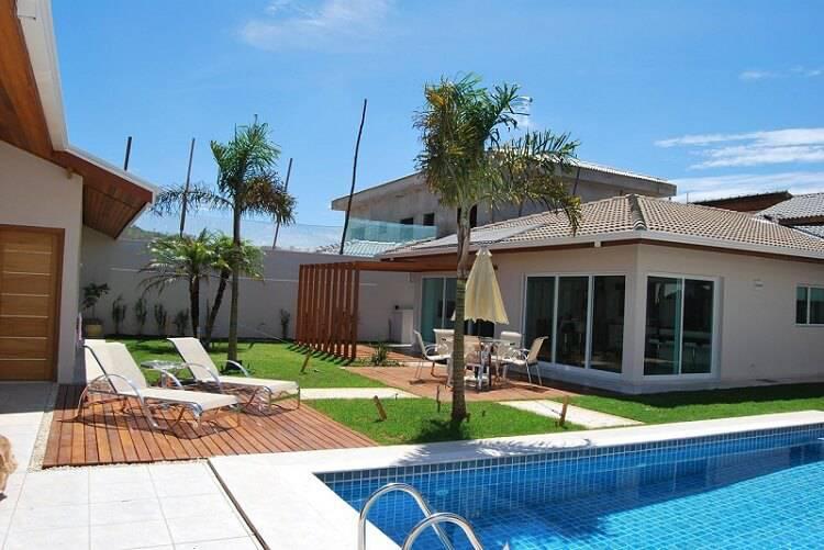 pastilhas de vidro piscina com jardim carla dadazio 37093