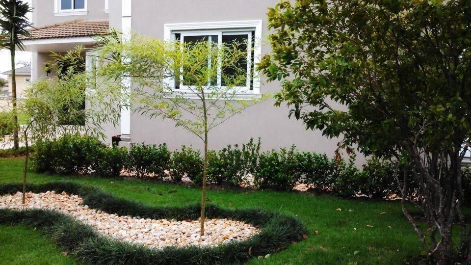 pedras decorativas jardim com grama inove revitally 42969