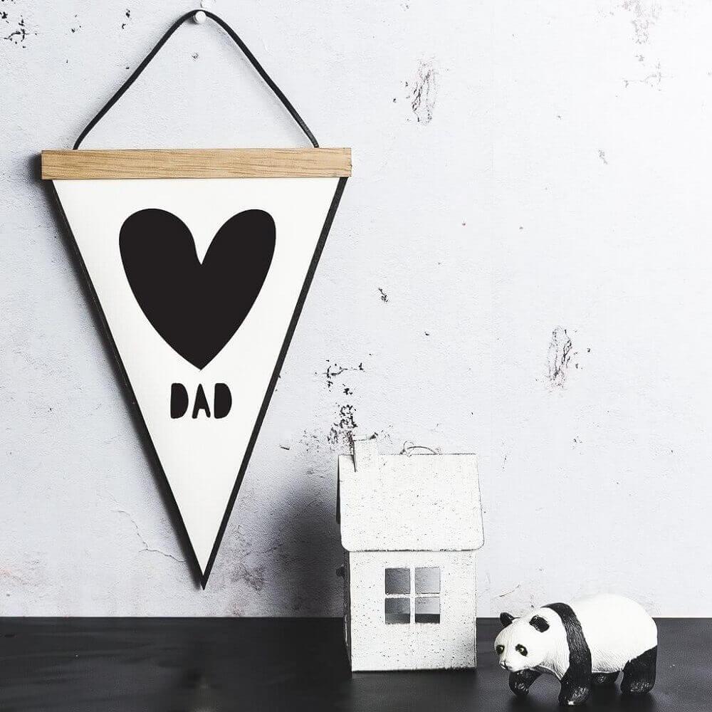 plaquinhas decorativas para dia dos pais