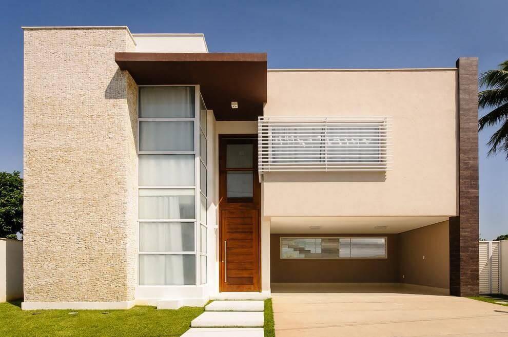 portas de madeira de entrada com vitros renata matos 92862