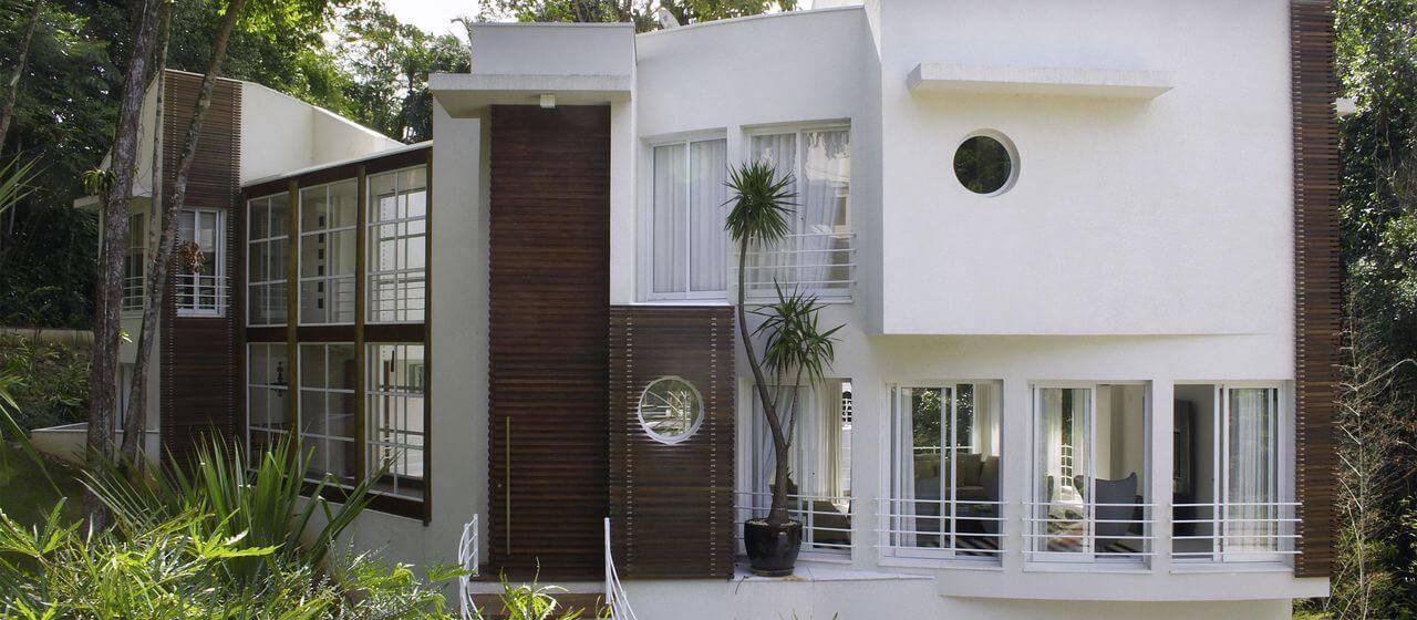 portas de madeira pivotante olegario de sa e gilberto cioni 107844