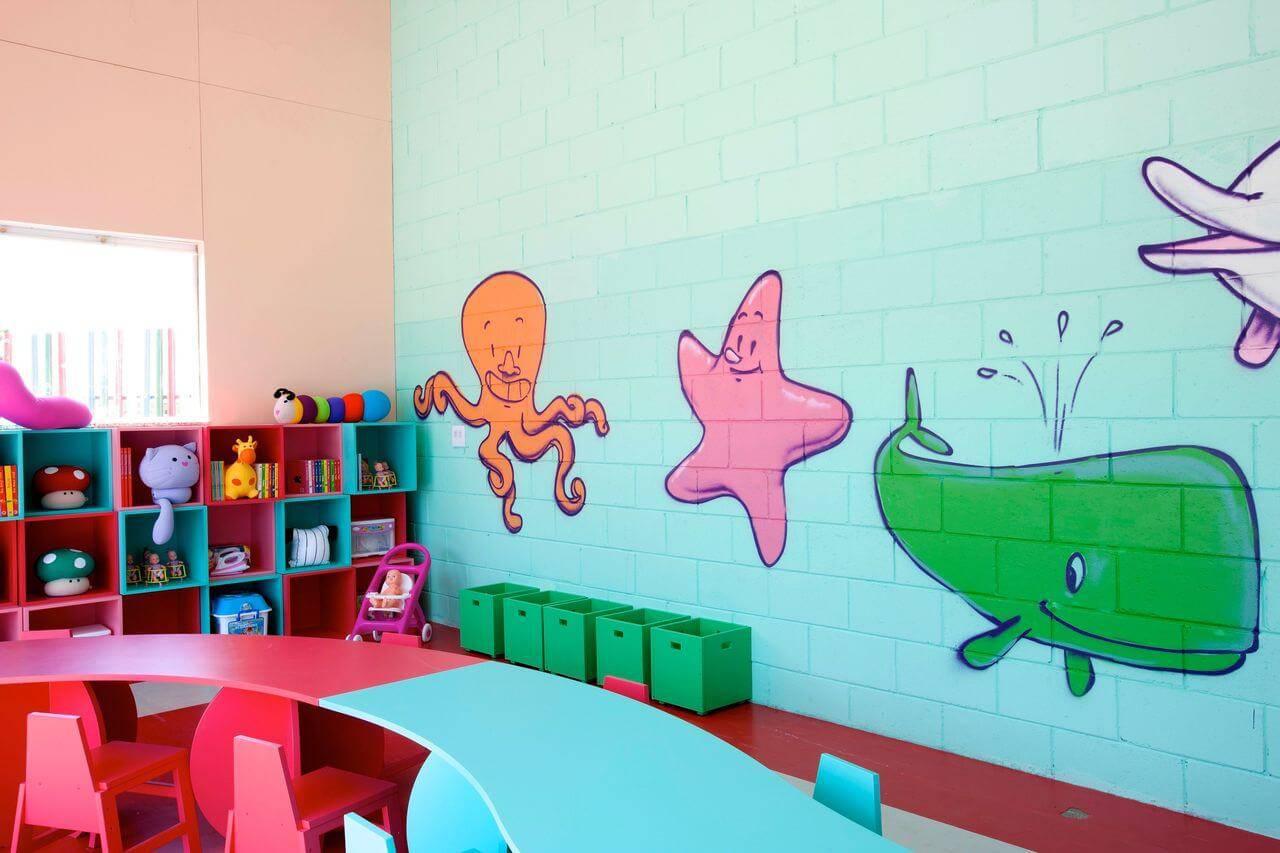 projeto creche sumare sala de brinquedos brunete fraccaroli 149571