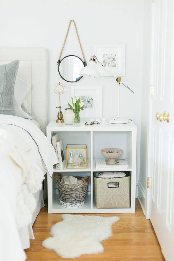 quartos decorados pinterest branco