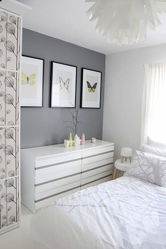quartos decorados pinterest cinza