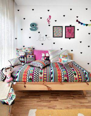 quarto decorado pinterest tribal
