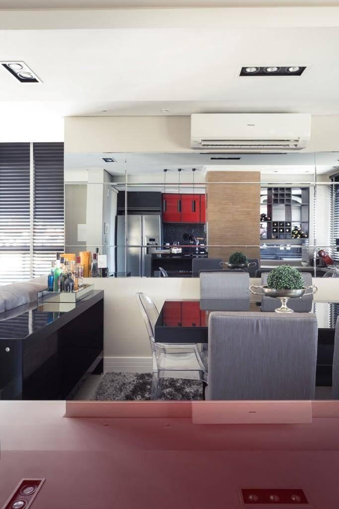 sala de jantar com ar-condicionado braccini lima-67990