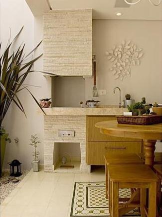 varanda com pedra canjiquinha para pedras decorativas
