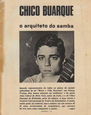 Chico Buarque - Arquiteto