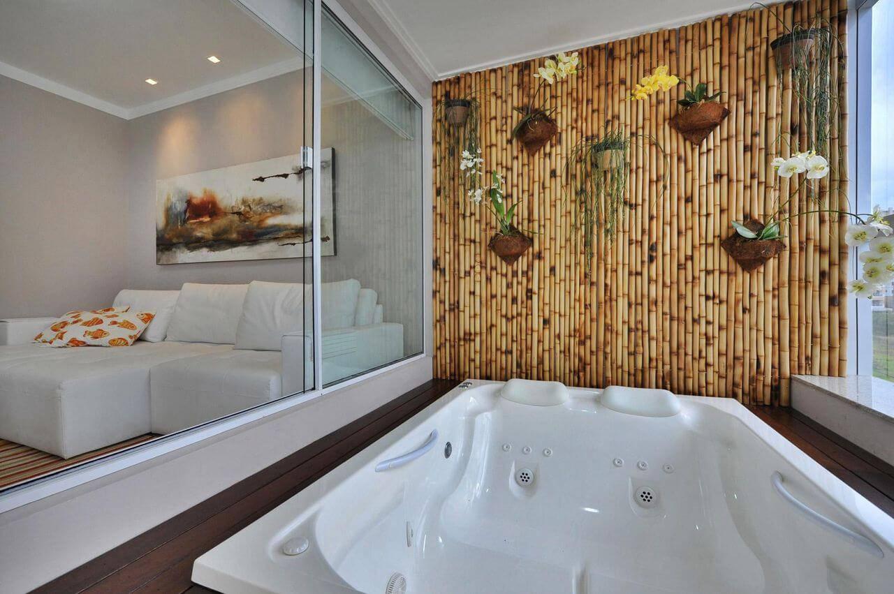 Spa em Casa sala de banho bender arquitetura 82690