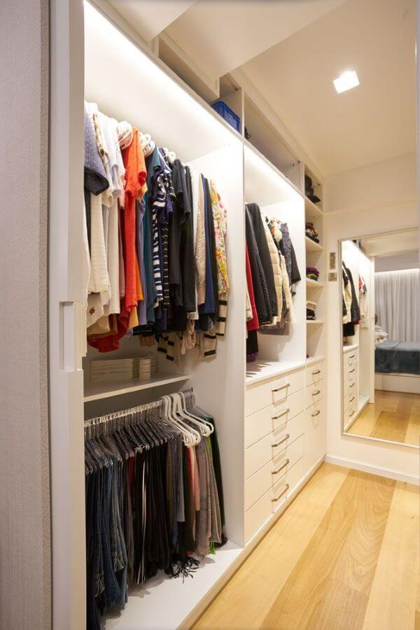 closet pequeno e barato para quarto pequeno