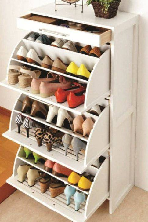 closet pequeno e barato sapateira compacta